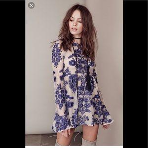 For love and lemons ❤️ Temecula dress